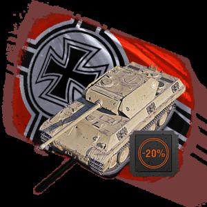 Panther/M10 в наборе Twitch Prime WOT