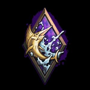 Медаль «Заслуженному рыболову» WOT
