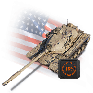 M54 Renegade World of Tanks